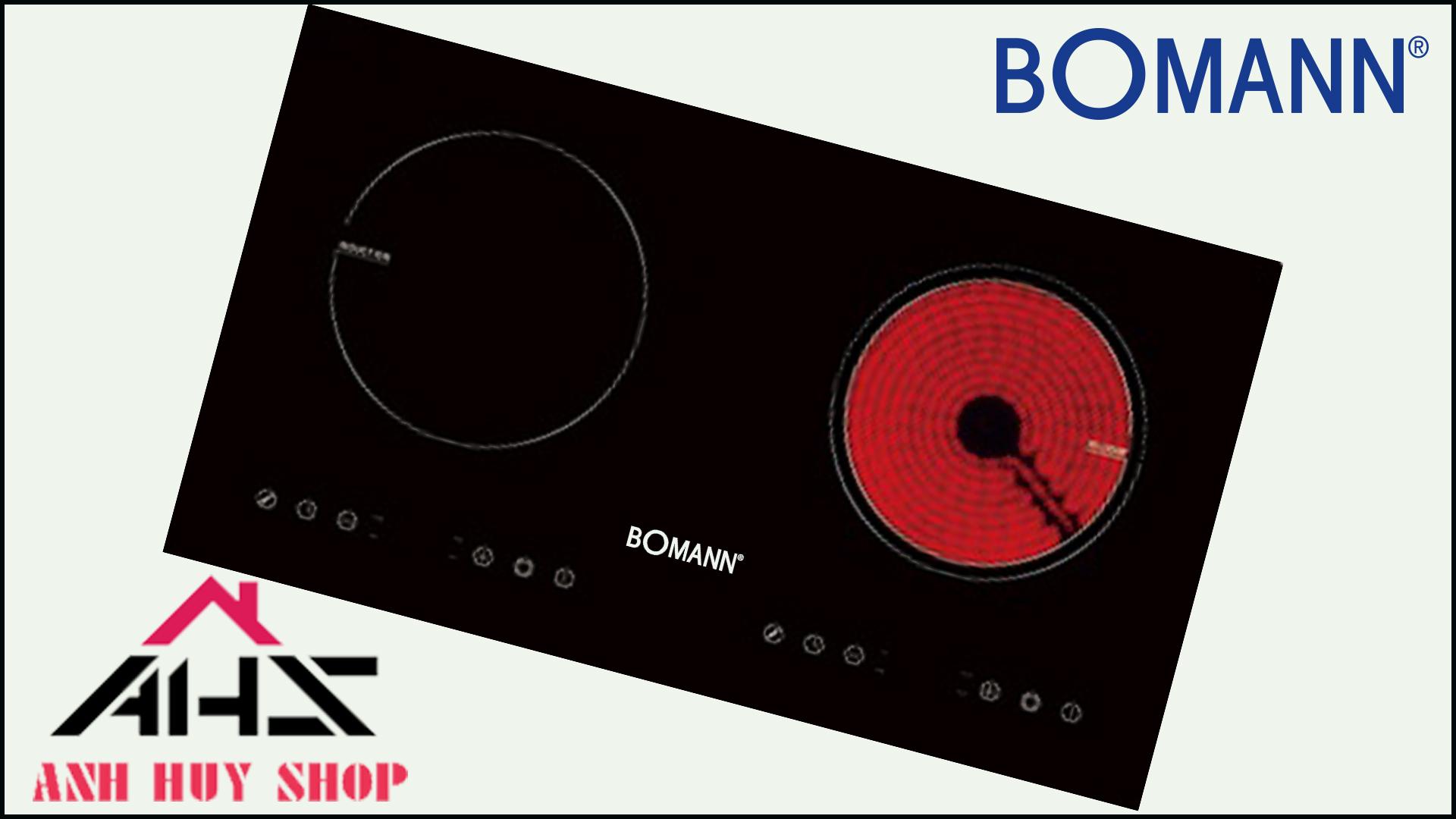 Bếp Từ Hồng Ngoại Bomann EBK DT05